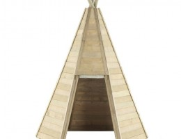 Domek drewniany dla dzieci - Wigwam, Tipi