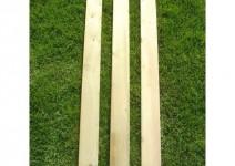 Sztacheta prosta drewniana
