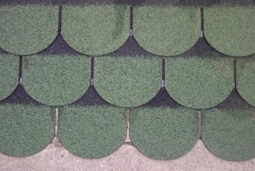 Pokrycie dachowe altany - gonty 1m2