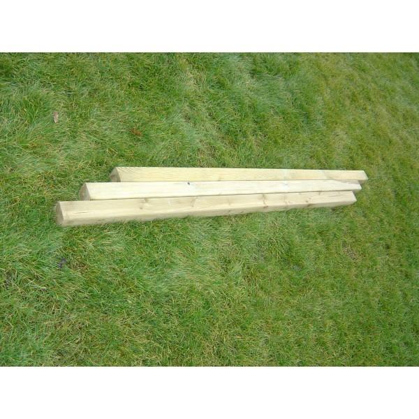 Kantówka drewniana heblowana