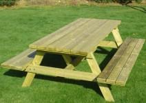 Stół piknikowy - długość 180cm