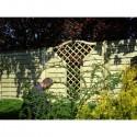 Płot Stefan Toscana rama 44x68mm