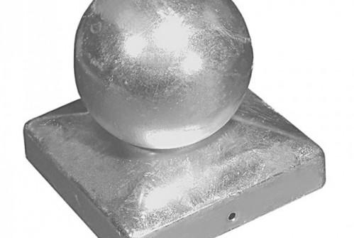 Kulka wykończeniowa metalowa