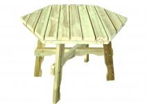 Stół do altany sześciokątnej
